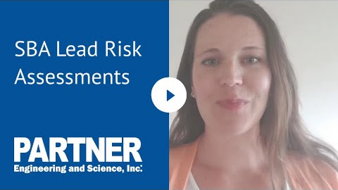 SBA Lead Risk Assessments