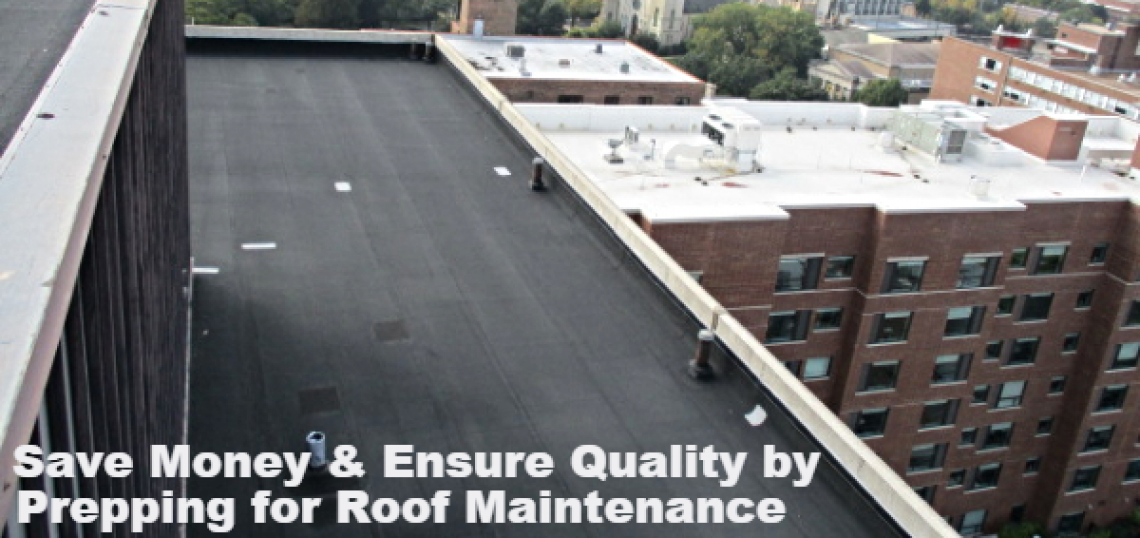 Winter Roof Maintenance Bob Knight, RA
