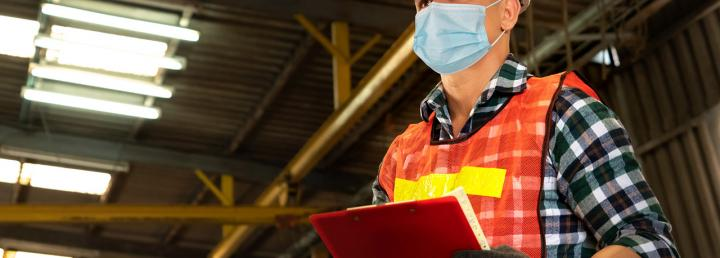 COVID-19 Executive Orders and Updated OSHA Guidance.