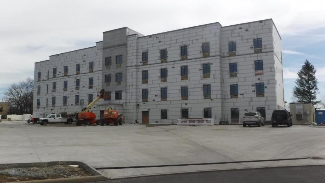 Comfort Suites, Construction Risk Management Services, Completion Commitment