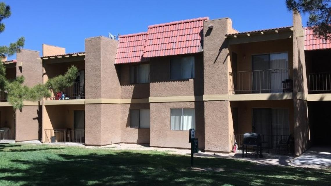 Foothill Village Apartments, Las Vegas, NV