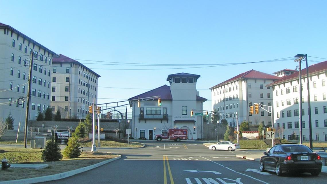 Montclair State University Residential Complex