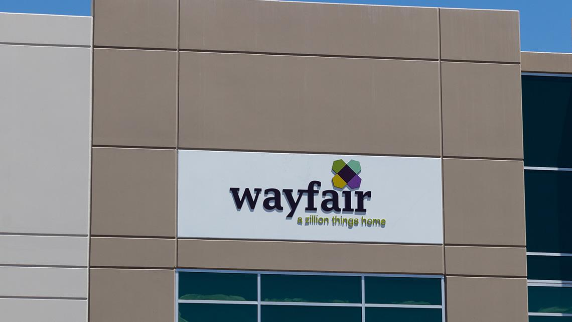 Site Engineering – Industrial Warehouse Distribution Center for Wayfair Inc. – New Jersey