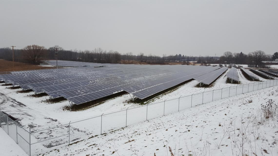 Solar Assessment, Due Diligence, Rochester, NY