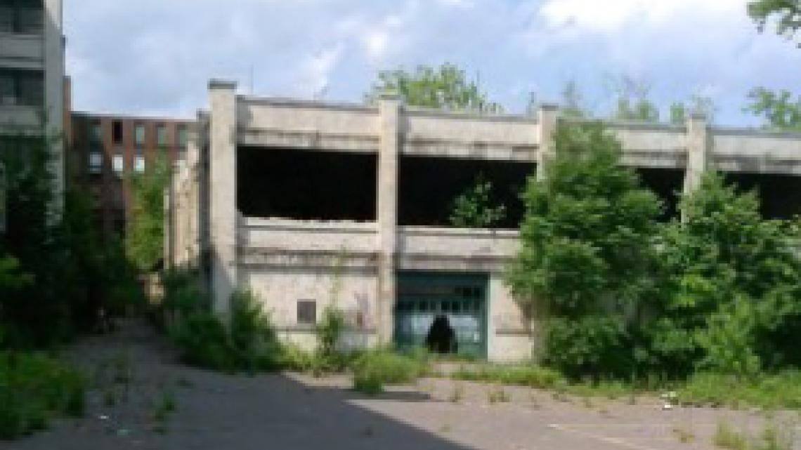 Brownfields Redevelopment Review for Windsor Locks