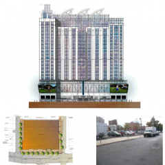 McGinley Square Redevelopment – Saint Peter's Tower