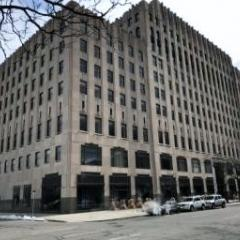 Due Diligence, Albert Kahn Building, Detroit MI