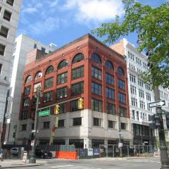 Construction Risk Management, The Elliott Building, Detroit MI