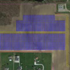 Solar Preliminary Assessment, Michigan