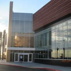 NHL Practice Facility, Golden Knights, Las Vegas, NV