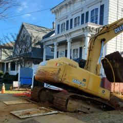NJDEP Funded Soil Remediation Project – New Jersey