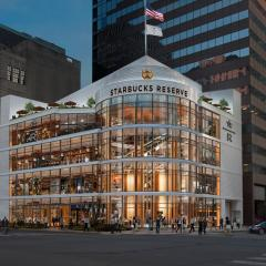 Multi-Scope Engagement - Flagship Starbucks Reserve, Magnificent Mile