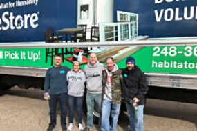 Partner Engineering and Science serves Habitat for Humanity