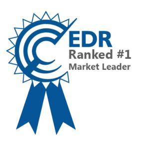 EDR Ranked Number 1 Market Leader