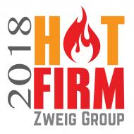 Zweig Group 2018 Hot Firm
