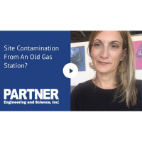 Site Contamination From An Old Gas Station?