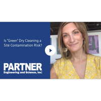 "Is ""Green"" Dry Cleaning a Site Contamination Risk?"