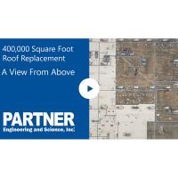 400,000 Square Foot Roof Replacement