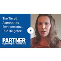The Tiered Approach to Environmental Due Diligence.