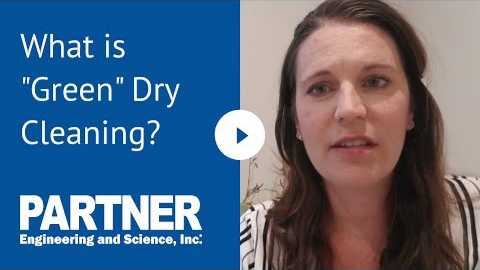 What is green dry cleaning?